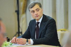 Сурков с публичными комментариями по поводу приписываемой ему опубликованной переписки не выступал