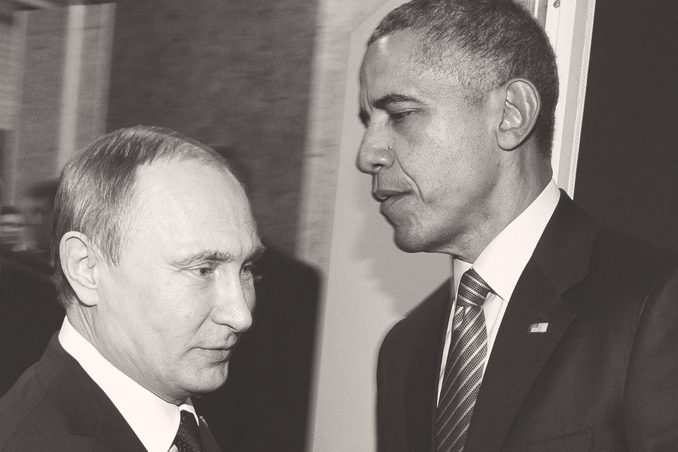Исчерпав повестку перезагрузки к 2011 г. и столкнувшись с неприятным ему Владимиром Путиным, Обама понял, что ничего полезного от Москвы не получит