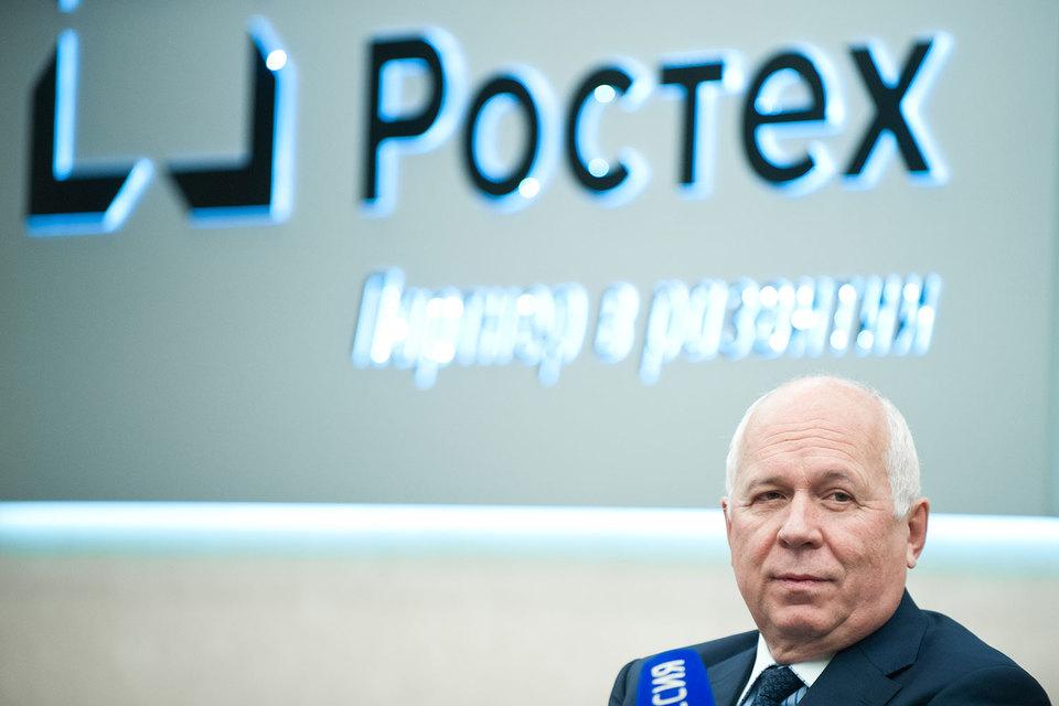Гендиректор «Ростеха» Сергей Чемезов заявил, что «Ростех» не возражает против того, чтобы контроль в этом предприятии достался «Системе»
