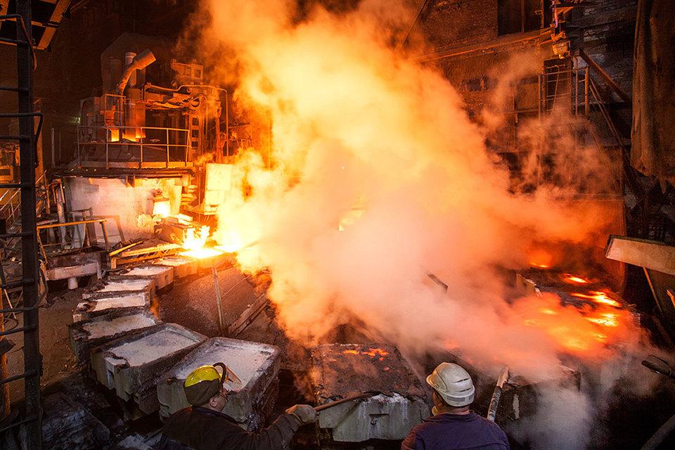 Себестоимость производства никеля на предприятиях «Норникеля» отрицательная
