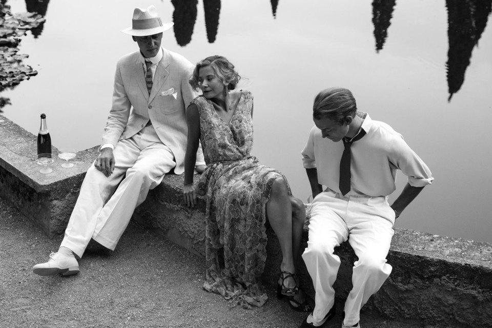 Юлия Высоцкая (в центре) сыграла в фильме «Рай» свою лучшую роль
