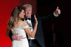 Дональд Трамп вступил в должность президента США
