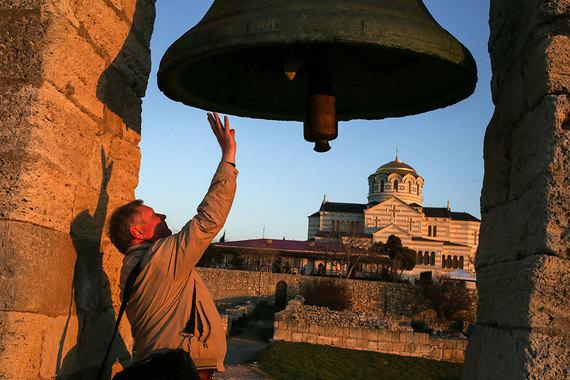 normal 14x8 Церковь просит передать ей 24 объекта заповедника «Херсонес»