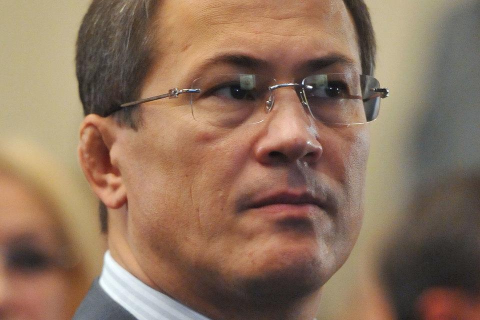 Бывший замначальника УВП администрации президента Радий Хабиров возглавил Красногорск