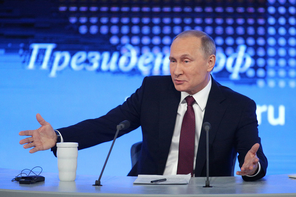 Окончательный выбор в вопросе о назначении нового председателя Верховного суда Чечни предстоит сделать президенту Владимиру Путину