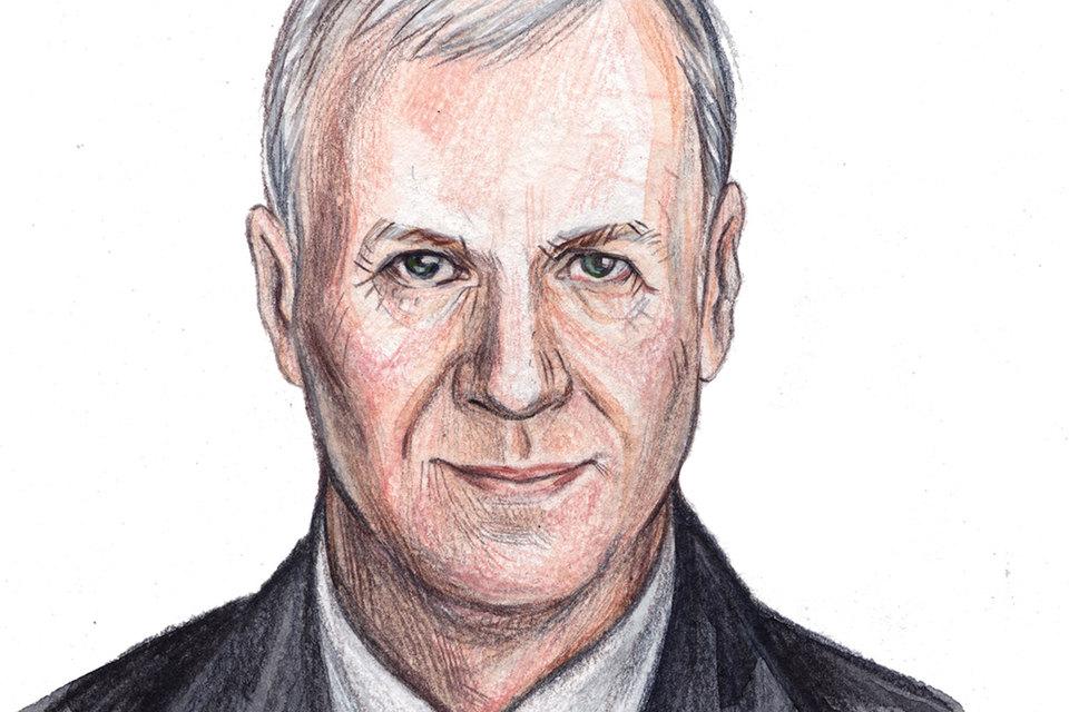 Президент и гендиректор In-Q-Tel Кристофер Дарби