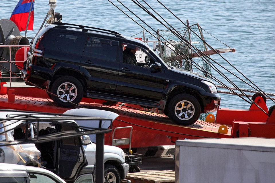 ОСК хотят разработать суда для перевозки автомобилей по рекам