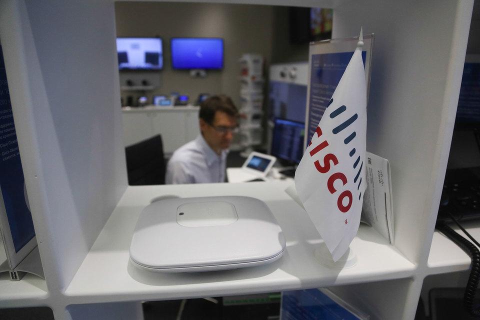 Cisco готова переплатить вдвое, чтобы усилить софтверное направление