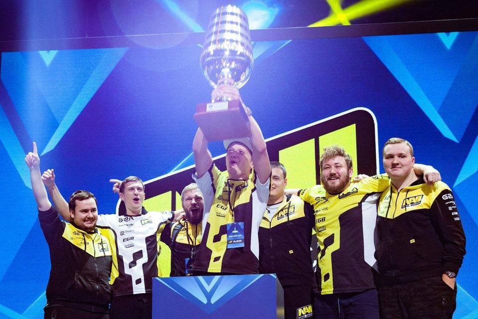 Navi – украинская киберспортивная организация, включающая в себя команды игроков в компьютерные игры Counter-Strike, Dota, World of Tanks, League of Legends, FIFA