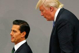Президент Мексики отказался от встречи с Трампом