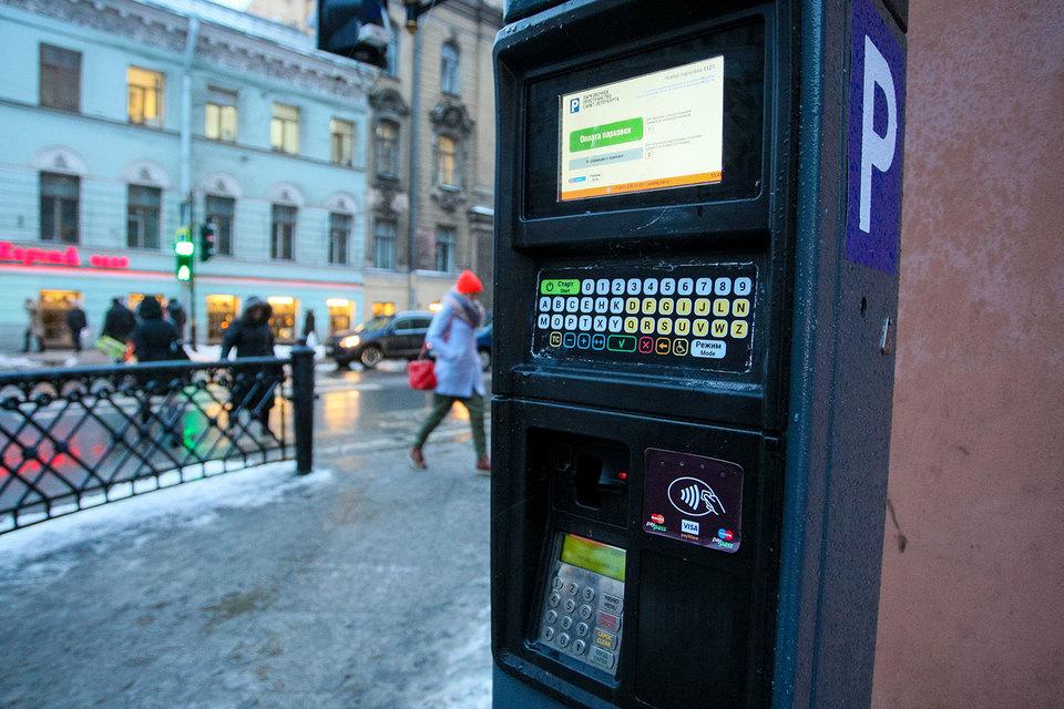Чиновники рассчитывали, что парковка будет приносить бюджету 450 млн руб. в год