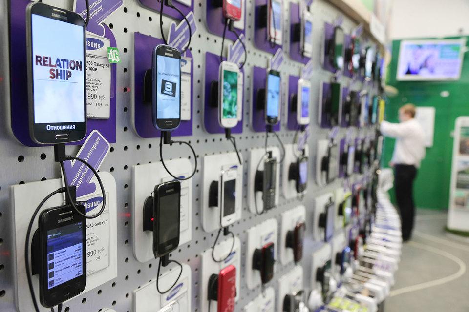 Устройства Samsung появятся в салонах «Мегафона» и его интернет-магазине