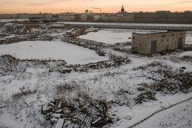 Строительство судебного квартала может обойтись государству  в 35 млрд руб.