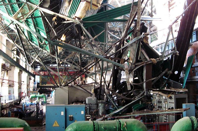 На пензенской ТЭЦ «Т плюса» в четверг обрушилась крыша