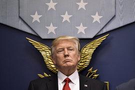 Дональд Трамп считает, что США должны вести торговые войны со всеми, кто выигрывает от сотрудничества больше, чем его страна