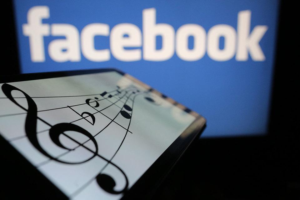 Слухи о том, что Facebook готовит свой музыкальный сервис, активизировались в прошлом году