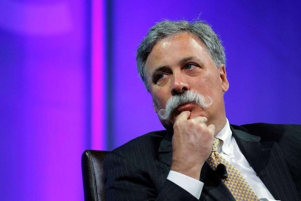 Гендиректор и председатель совета директоров Formula 1 Чейз Кэри