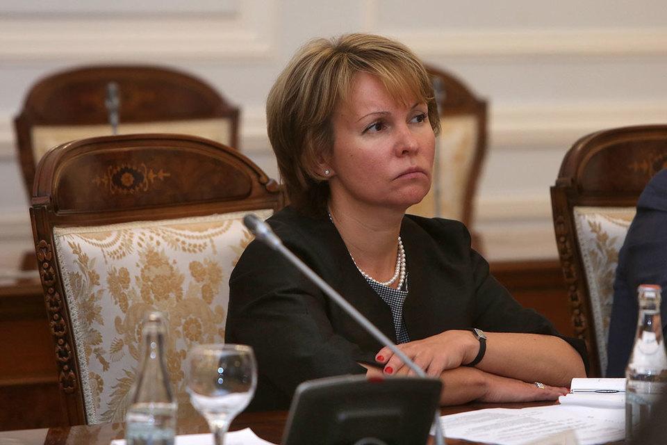 Социальный блок Смольного может возглавить Анна Митянина