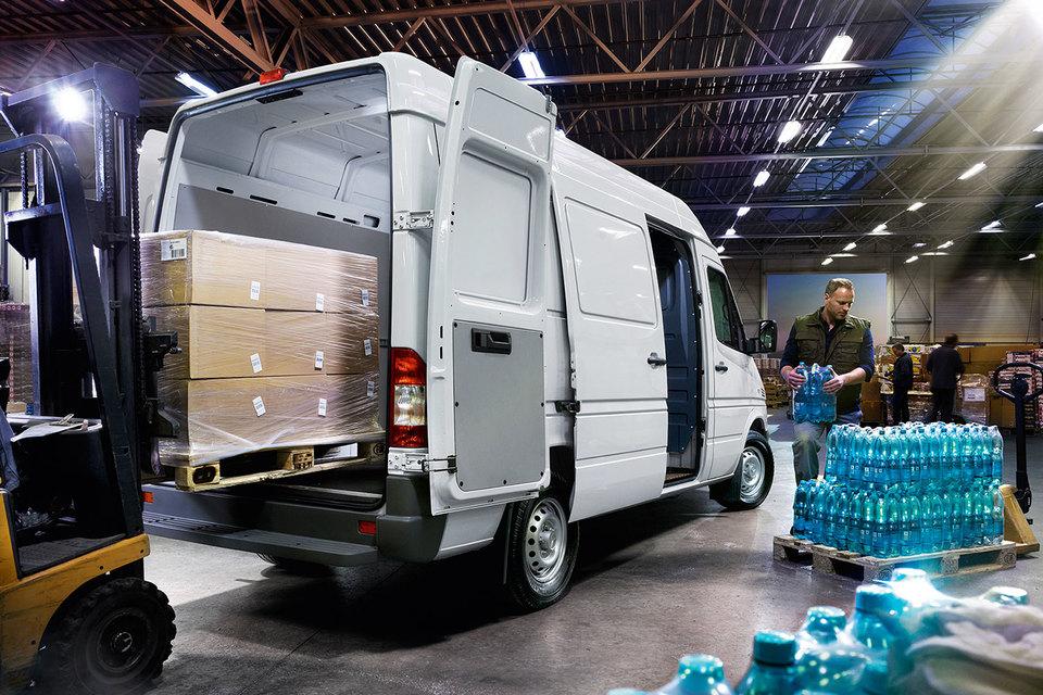 При необходимости дилерами будет проведена замена подшипников ступицы на передних поворотных кулаках, работы будут бесплатными для владельцев LCV