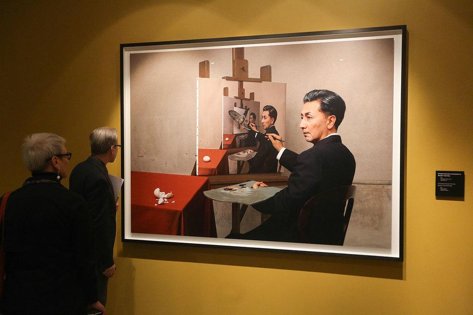 Музей определяет Моримуру как «самого знаменитого японского художника, работающего в жанре апроприации (присвоения)»
