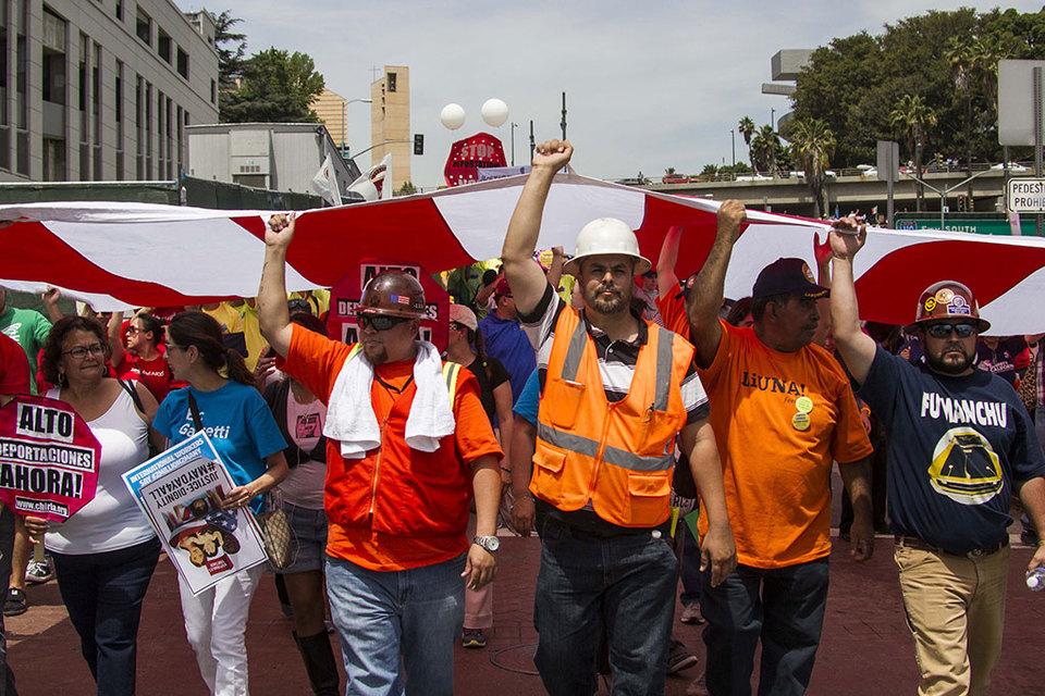 Сокращение доли членов профсоюзов происходит потому, что профсоюзы не способны добиваться успехов