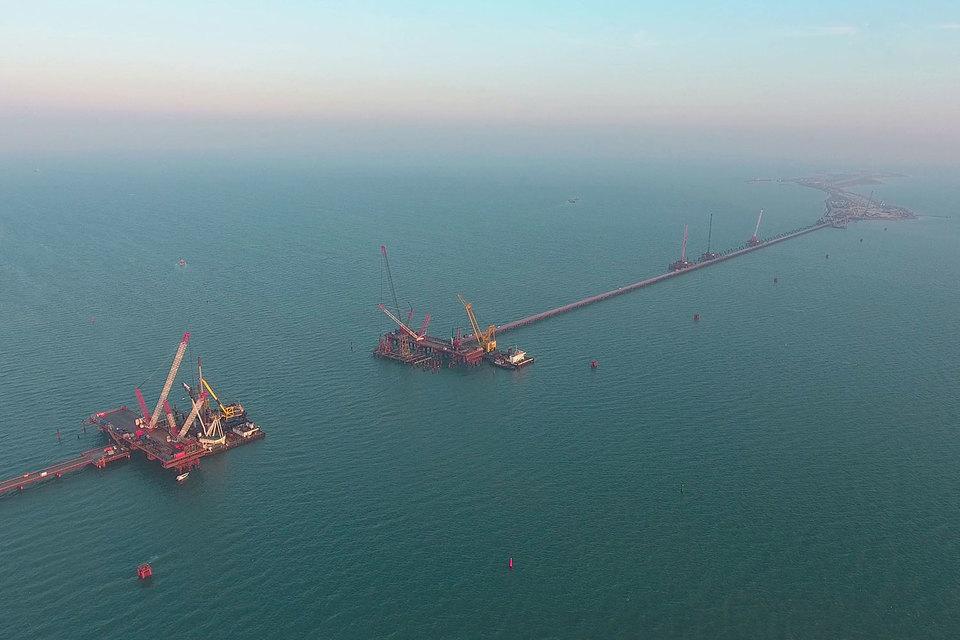Керченский мост потребует еще 29 млрд рублей