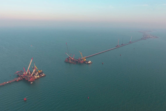 normal vjv Керченский мост с подходами потребует еще 29 млрд рублей