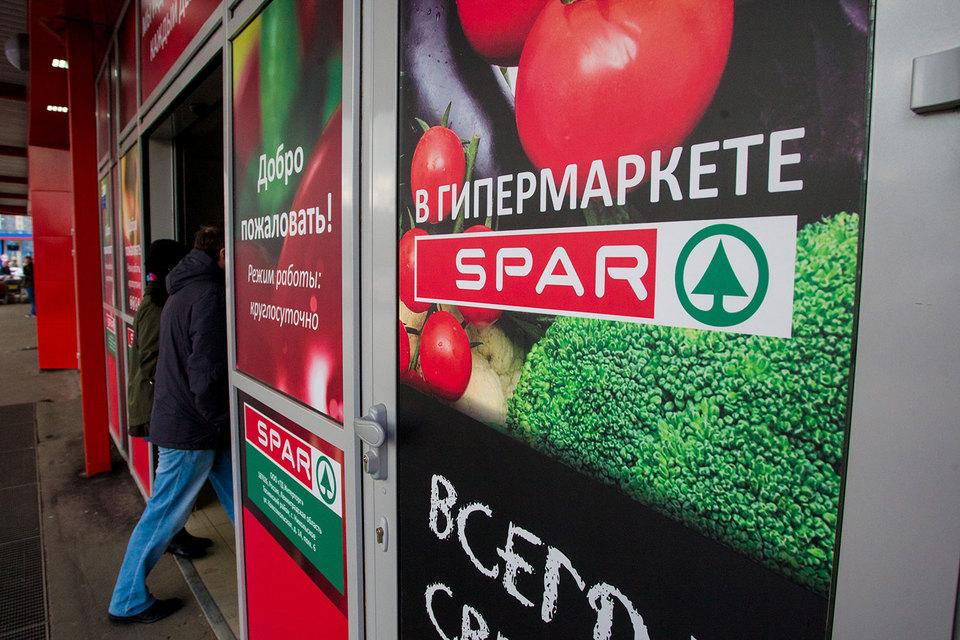 Логистический комплекс класса А будет перепрофиилирован под продуктовый гипермаркет Spar, говорится в сообщении Colliers