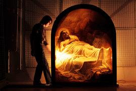 В 2003 г. ФСБ конфисковала картину Карла Брюллова «Христос во гробе»