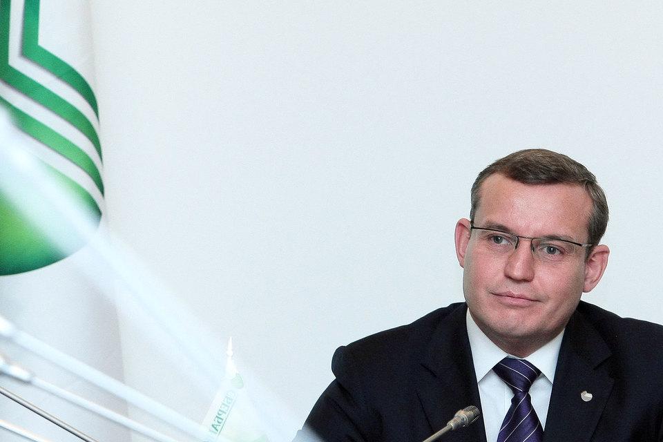 Первым зампредом ВЭБа может стать предправления Северо-Западного банка Сбербанка Дмитрий Курдюков