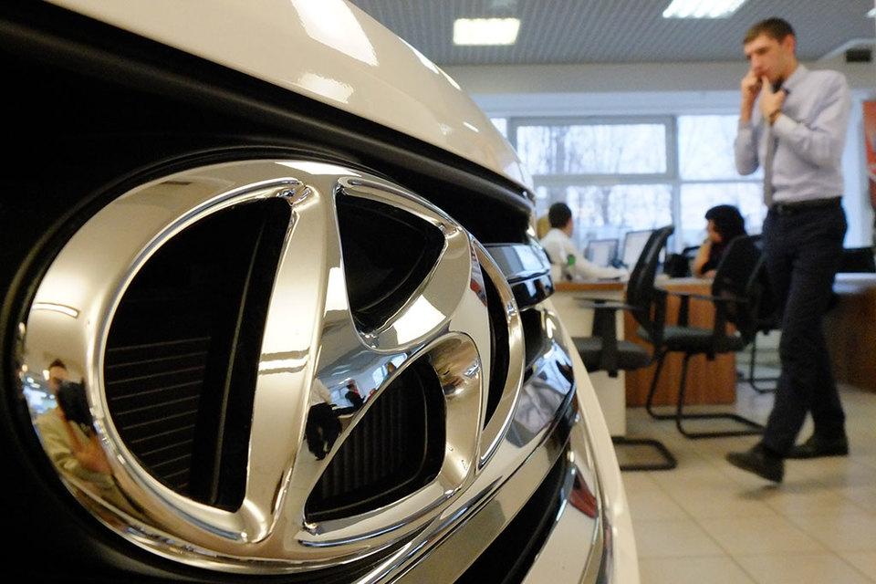 Hyundai – лидер среди автомобильных марок по темпам роста продаж в Петербурге в 2016 г.