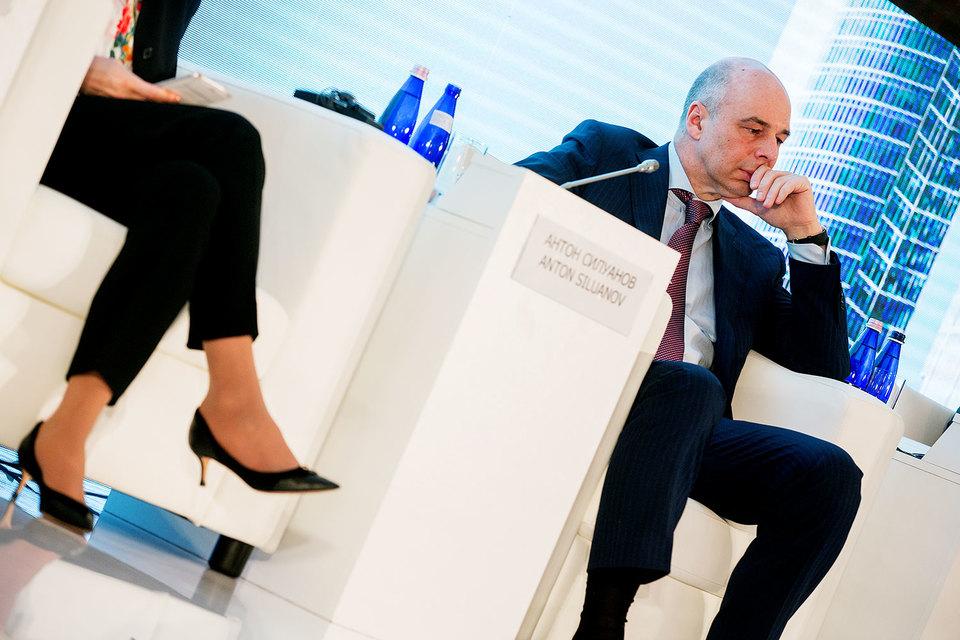 Министр финансов Антон Силуанов (справа) и председатель ЦБ Эльвира Набиуллина