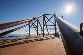 Как строят Керченский мост