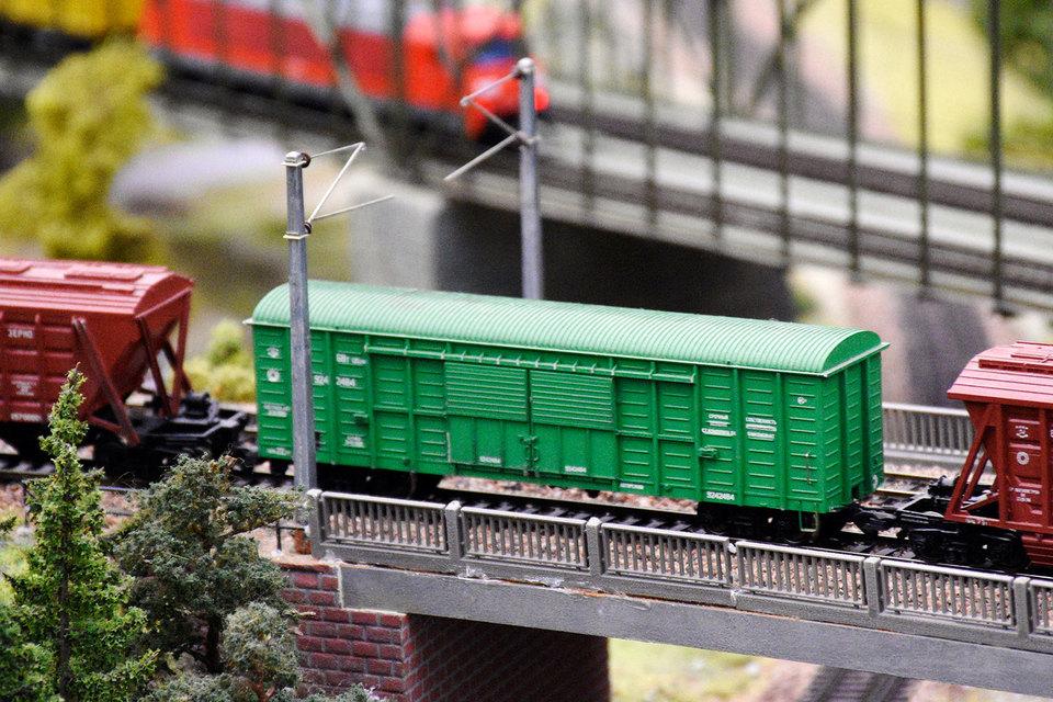 Brunswick Rail – лизинговая компания, которая имеет почти 26 000 вагонов