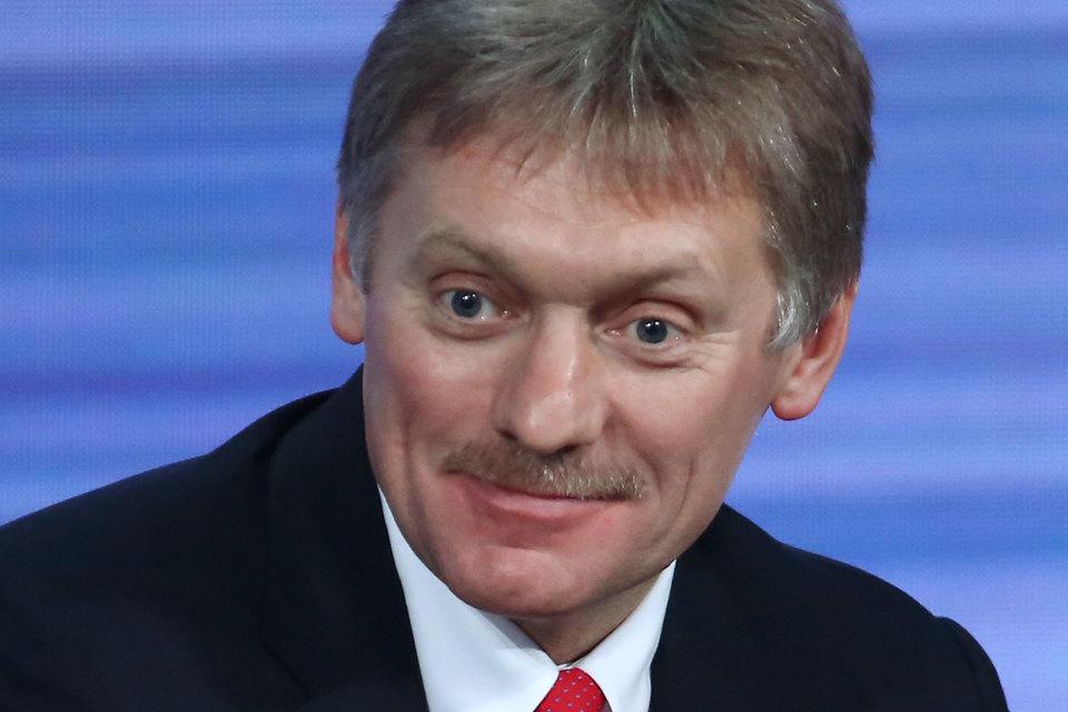 «Главная задача - убедить Киев отказаться от преступных авантюр, авантюр, способных подорвать мирный процесс», - заявил Песков