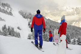 1000 горнолыжных инструкторов