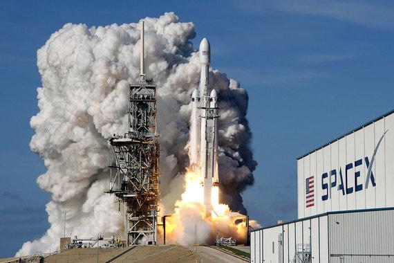 normal 887 Как прошел пуск Falcon Heavy