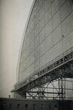 Вместо стекла в новом покрытии использован прозрачный поликарбонат (кадр из архива семьи Родченко, 1927 г.)