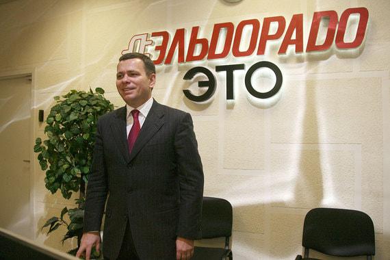 Основатель сети бытовой техники и электроники «Эльдорадо» Игорь Яковлев окончательно вышел из бизнеса сети в августе 2011 г., продав чешской группе PPF 50% минус 1 акция (и вдобавок еще несколько девелоперских проектов). Через пять лет сеть купила группа «Сафмар» Михаила Гуцериева