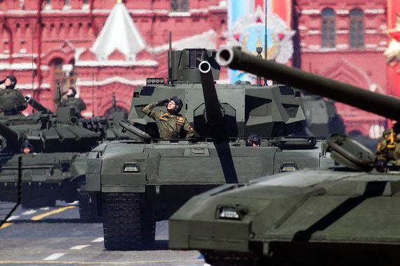 «Уралвагонзавод» раскрыл детали контракта с Минобороны на 24 млрд рублей