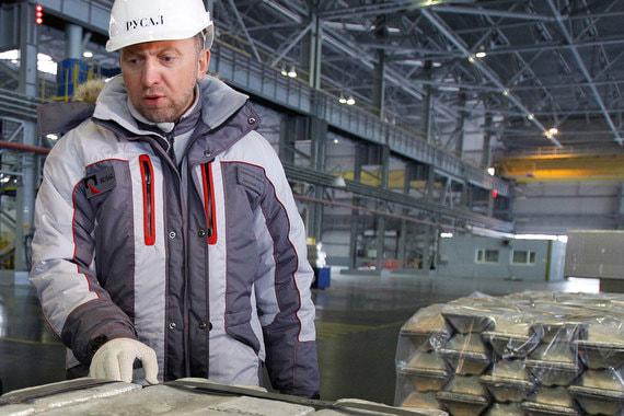 Олег Дерипаска оставил руководство UC Rusal и En+
