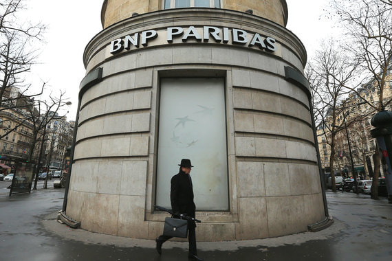 Банк BNP Paribas (Франция). Капитализация – 80,98 млрд евро