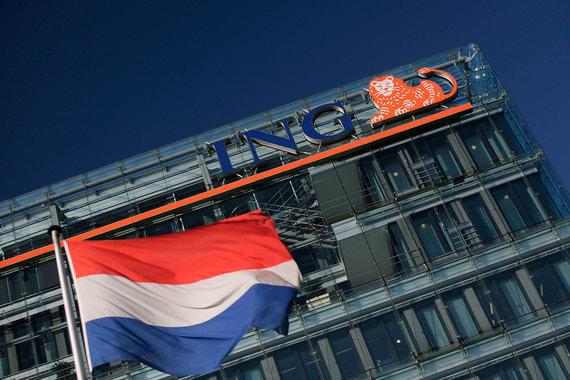 ING Groep (Нидерланды). Капитализация – 57,31 млрд евро