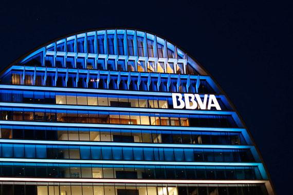 Банк BBVA (Испания). Капитализация – 46,12 млрд евро