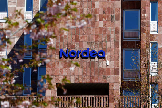 Банк Nordea Bank (Швеция). Капитализация – 38,17 млрд евро