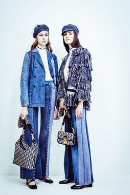 81559fcab32d Одни из самых заметных вещей в коллекции Dior весна лето 2018 – сумки,  полностью