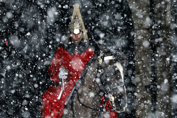 27 февраля 2018 г. В Европу пришли сильные морозы и снег. В британских СМИ феномен получил название «Зверь с востока» (The Beast from the East)