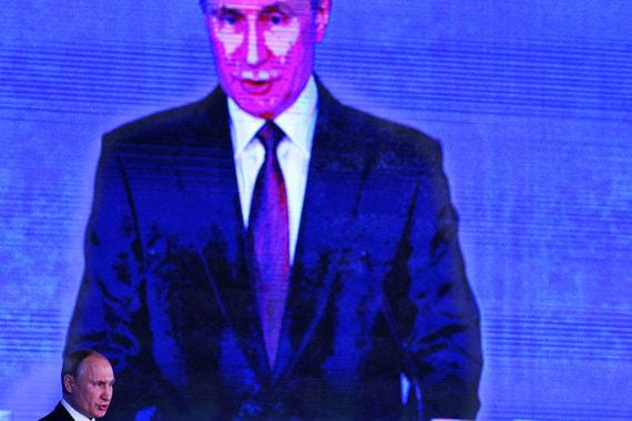 1 марта 2018 г. Президент Владимир Путин выступил с ежегодным посланием к Федеральному собранию
