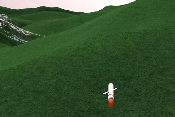 Крылатая ракета с ядерной энергетической установкой. В конце 2017 г. состоялся пуск на Центральном полигоне (Новая Земля). Имеет дальность, вероятно, в несколько десятков тысяч километров. О разработке такой ракеты объявлено впервые. Ракета будет обладать неограниченным радиусом действия и непредсказуемой траекторией полета, подчеркнул Путин