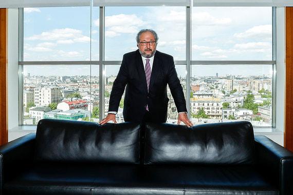 O1 Group Бориса Минца уходит с рынка недвижимости